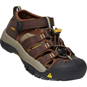 Keen Newport H2 Sandalen Jugend coffee bean/bison